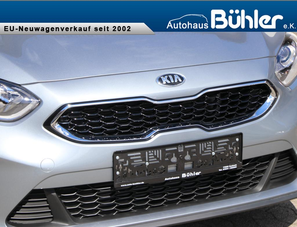 Kia Ceed Sportswagon 1.4 T-GDI Vision - lunarsilber metallic