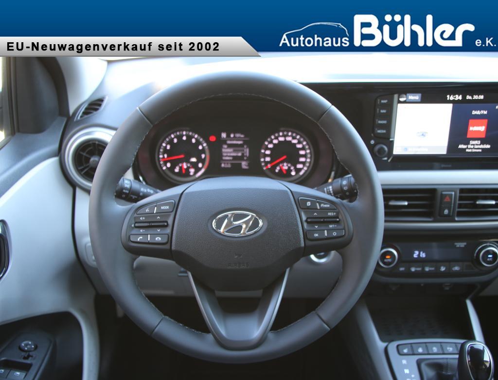 Hyundai i10 Premim Interieur - Brass Metal