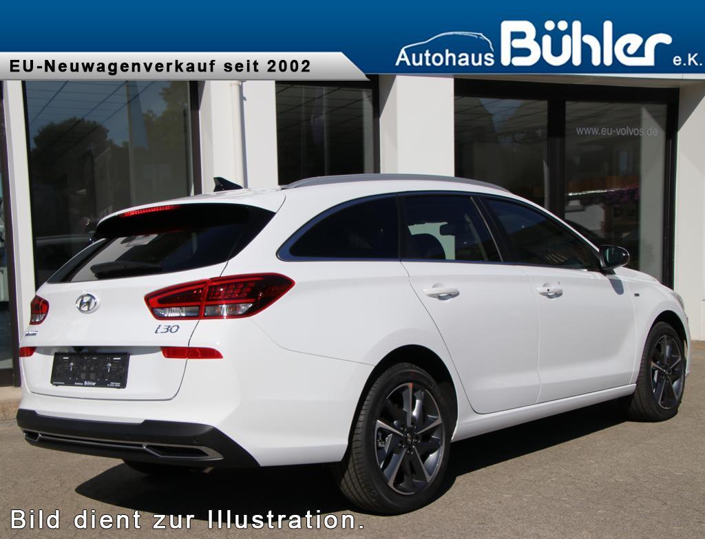 Hyundai i30 Kombi Premium - Demo - Polar White