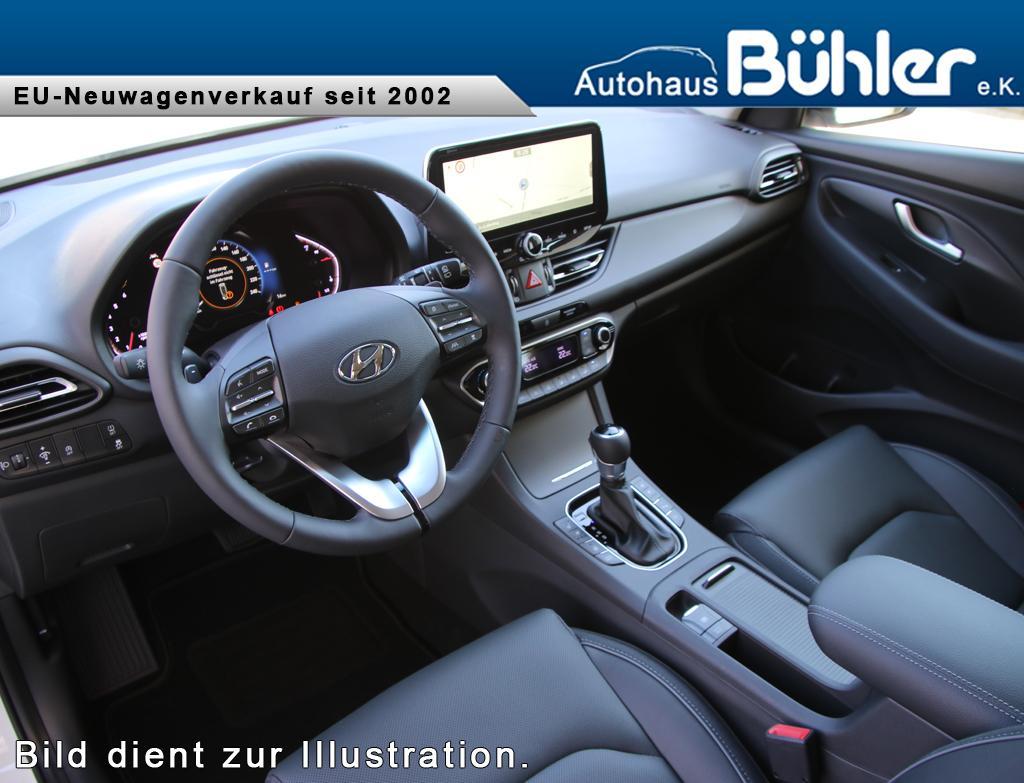 Hyundai i30 Kombi Premium - Demo - Interieur DCT