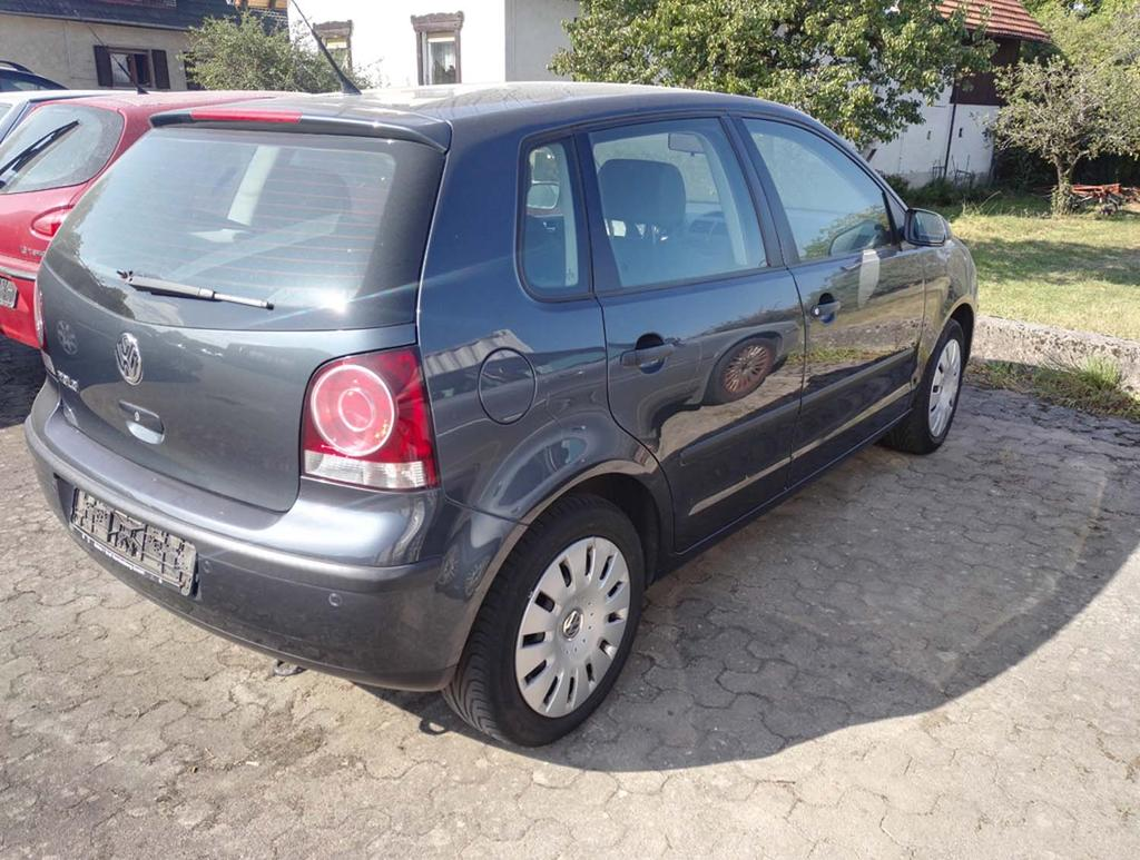VW Polo Goal Export