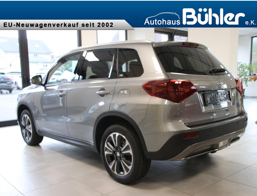 Suzuki Vitara Comfort+ - galaxy grey metallic