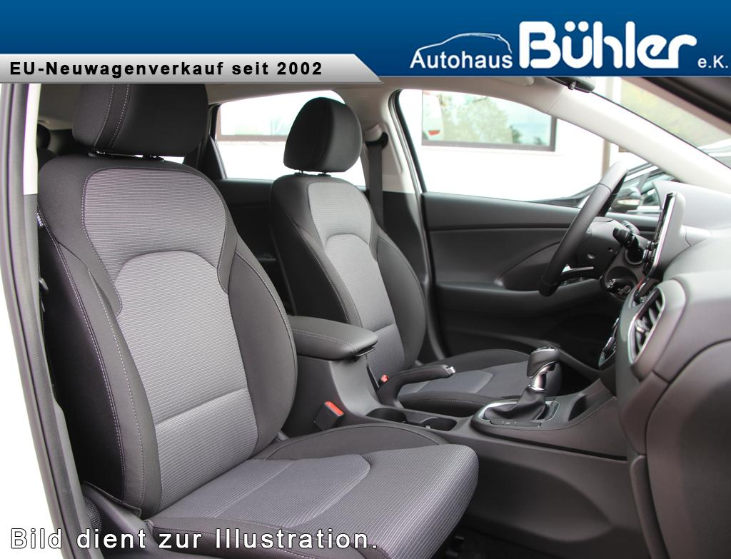 Hyundai i30 Kombi Select Plus Interieur - DEMO