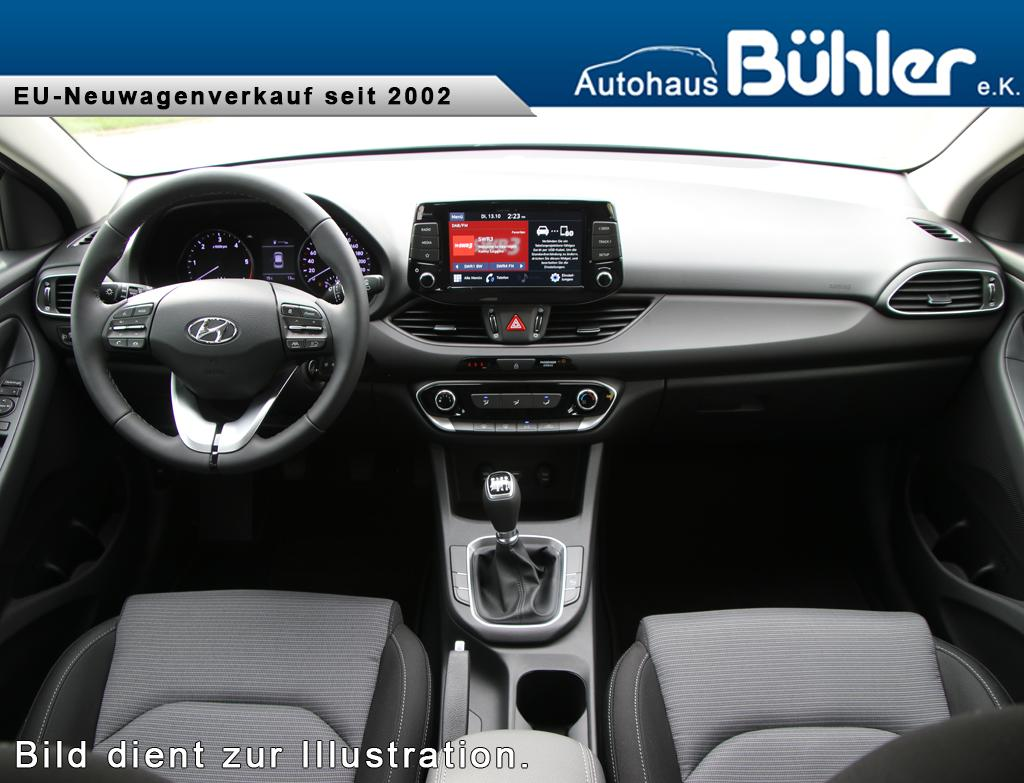 Hyundai i30 Kombi Select Plus Interieur - DEMO