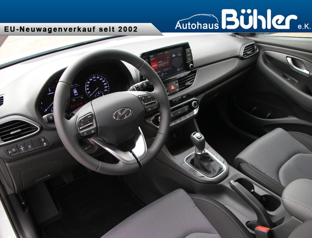 Hyundai i30 Select Plus - Interieur
