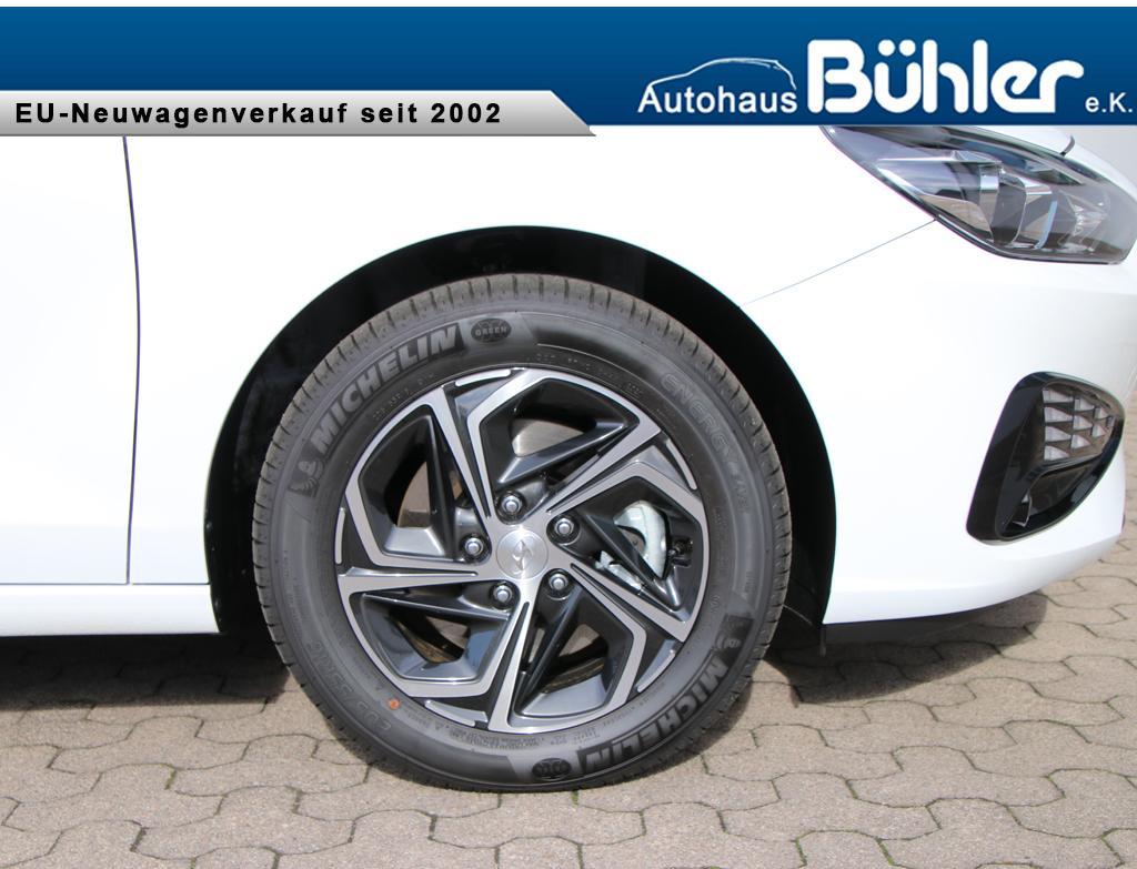 Hyundai i30 Select Plus - Polar White