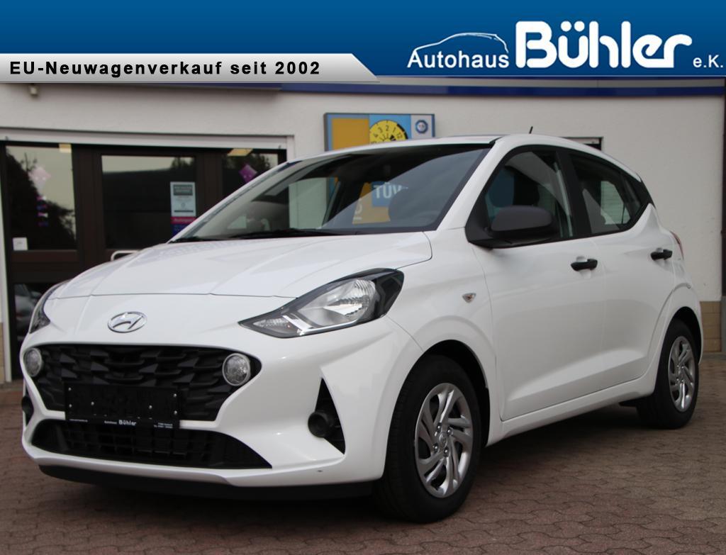 Hyundai i10 Select - Polar White
