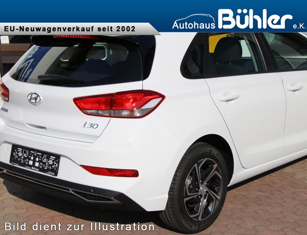 Hyundai i30 Select Plus - DEMO
