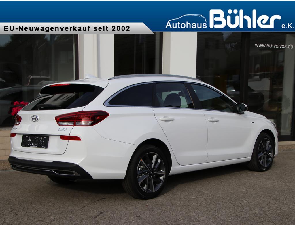 Hyundai i30 Kombi Style - Polar White