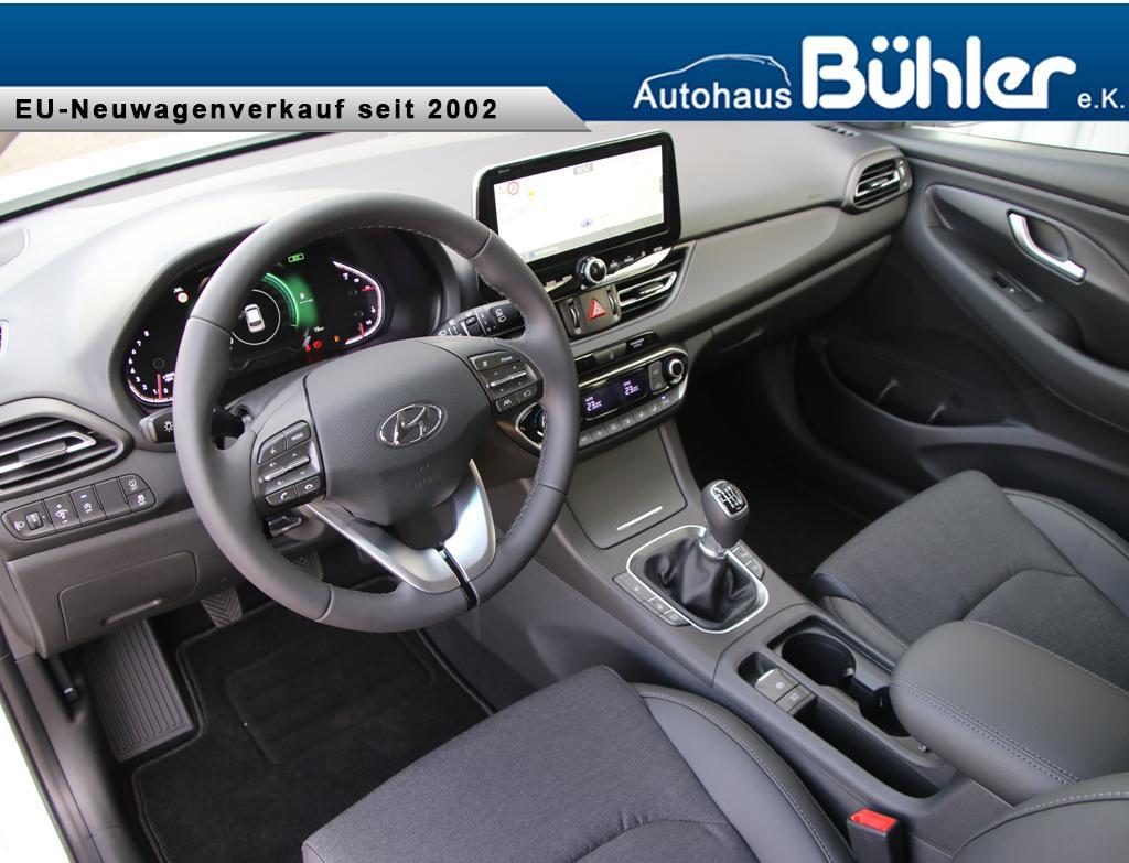 Hyundai i30 Kombi Style - Interieur