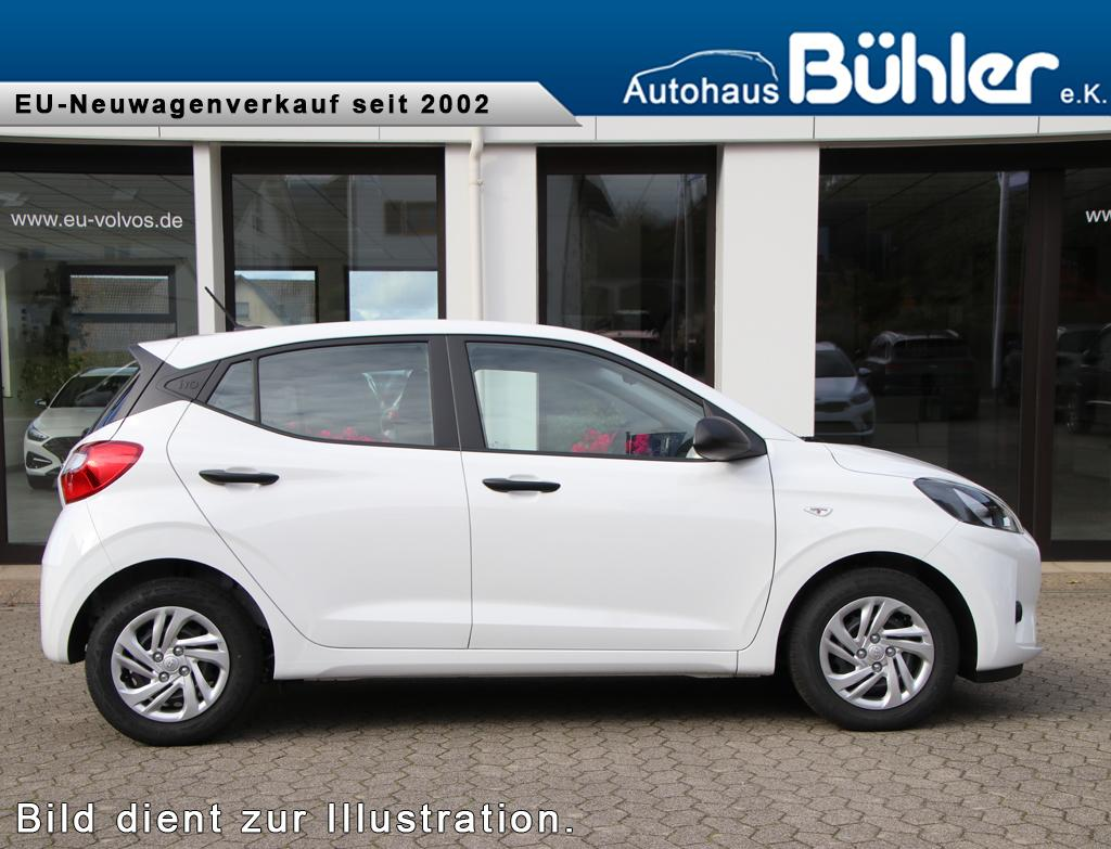 Hyundai i10 Select - DEMO
