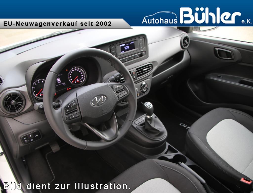 Hyundai i10 Select Interieur - DEMO