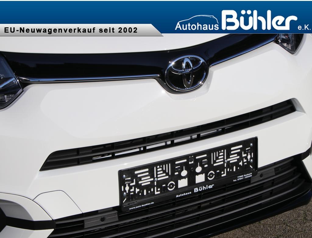 Toyota Proace City Verso Shuttle - Schaumweiß