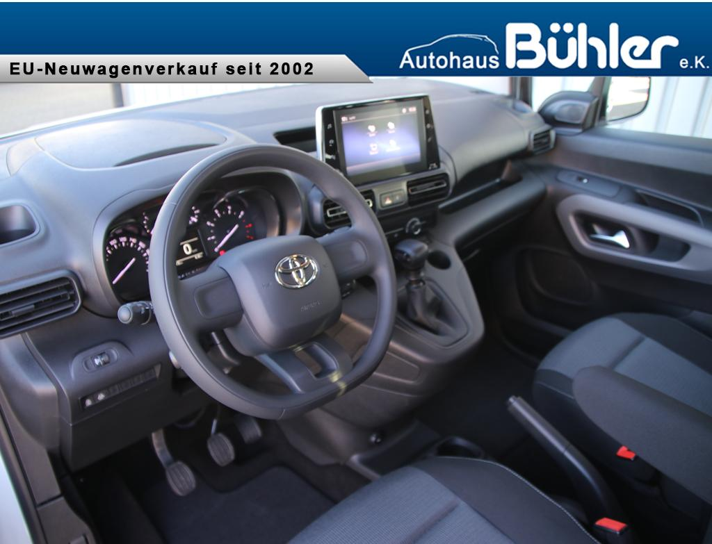 Toyota Proace City Verso Shuttle - Interieur