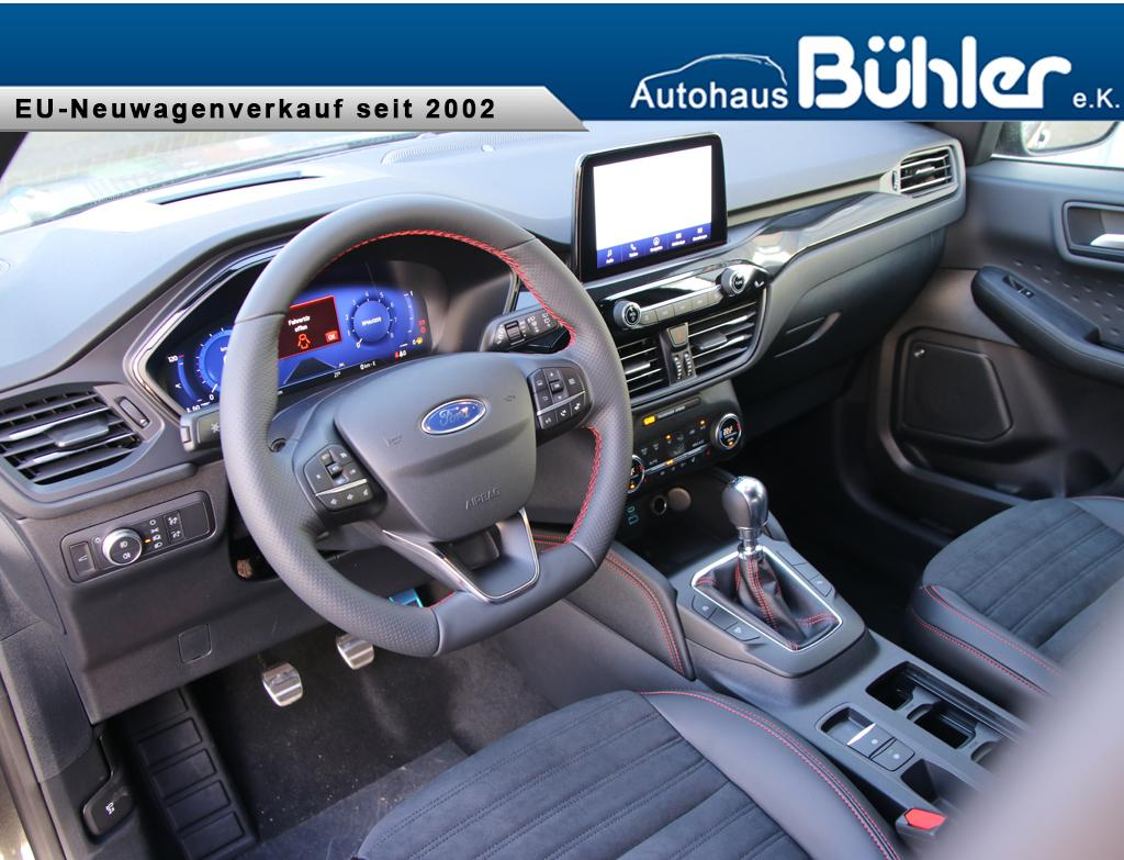 Ford Kuga 1.5 ST-Line X - Arktis-Weiß Metallic