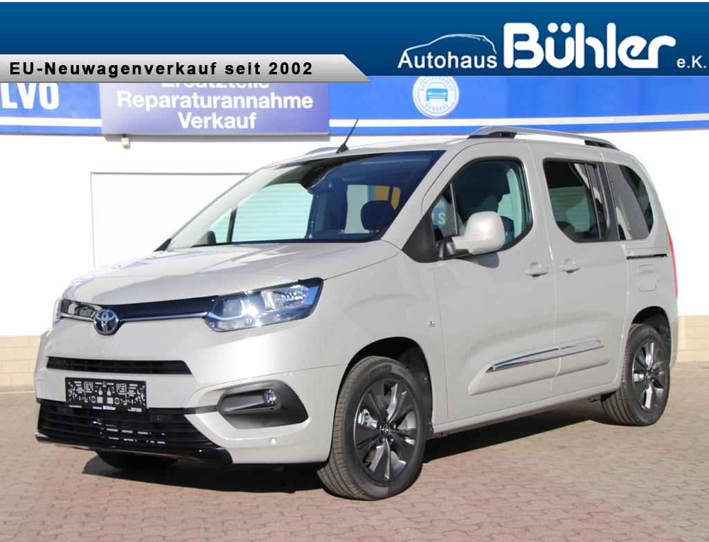 Toyota Proace City Verso Team Deutschland - sand metallic