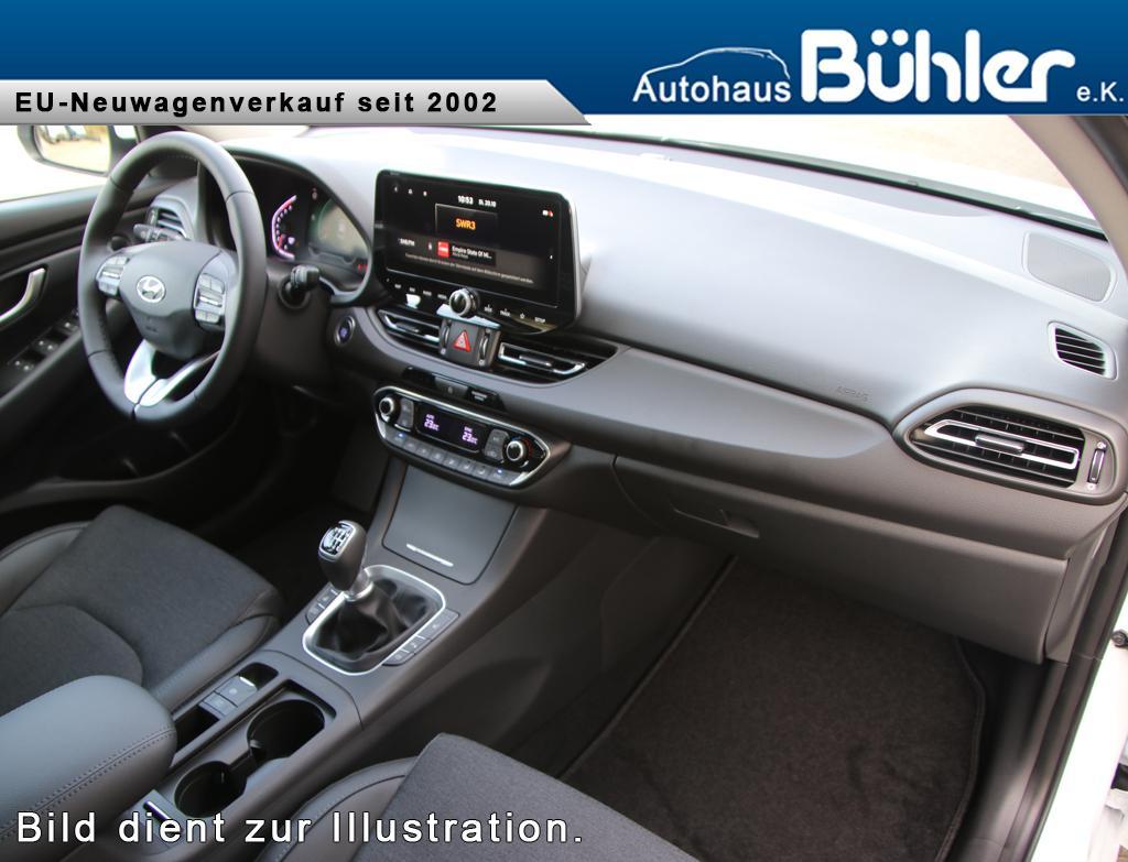 Hyundai i30 Kombi Style - Demo - Polar White