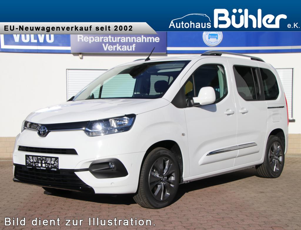 Toyota Proace City Verso Executive - DEMO