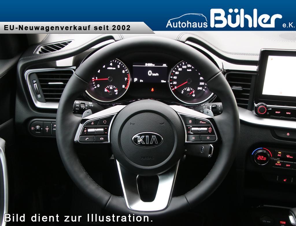 Kia XCeed Vision Navi DEMO - Interieur