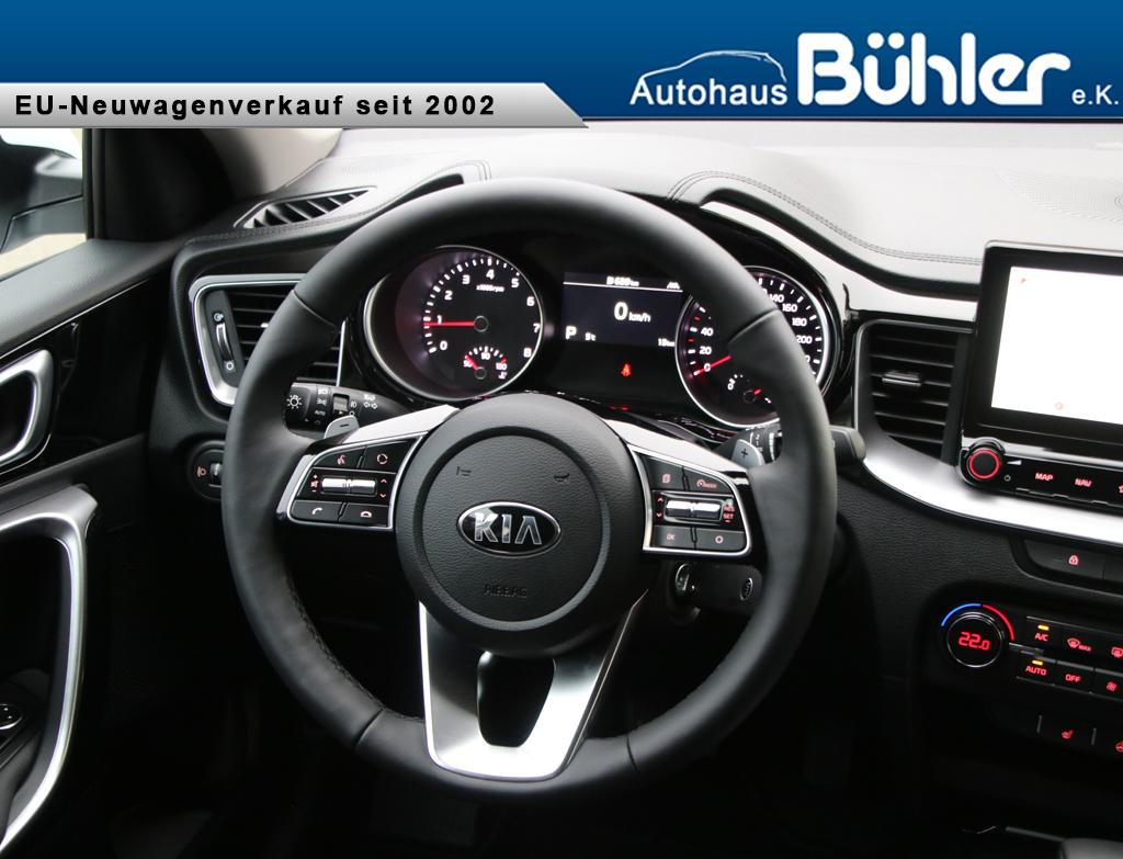 Kia XCeed - Interieur