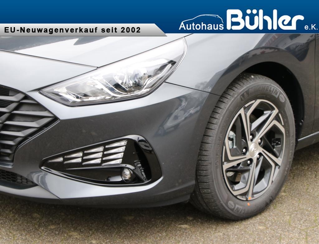 Hyundai i30 1.0 T-GDI Select Plus - dark knight metallic