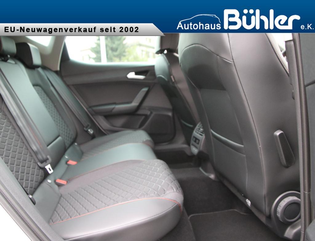 Seat Leon FR - Interieur