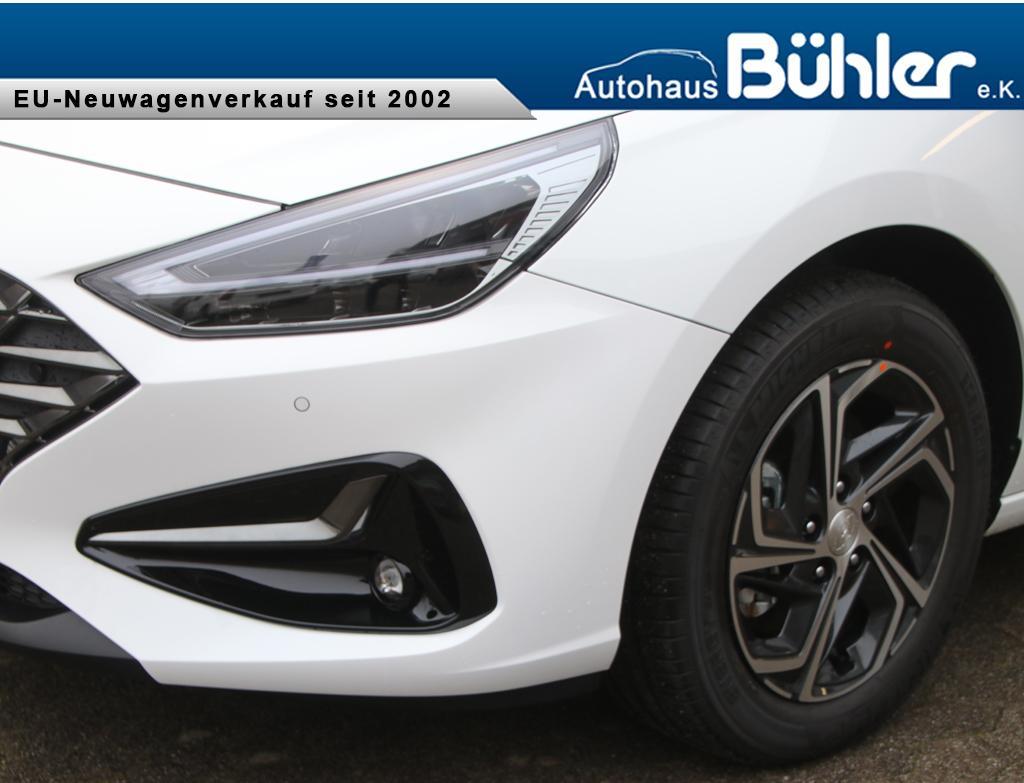 Hyundai i30 Trend - polar white