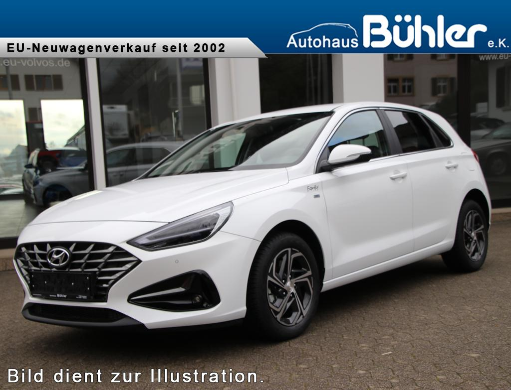 Hyundai i30 Trend - DEMO - polar white