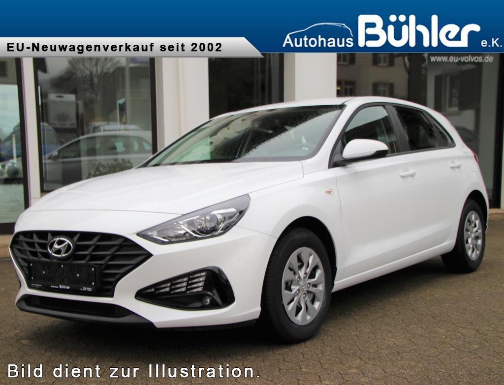 Hyundai i30 Facelift PURE - Demo
