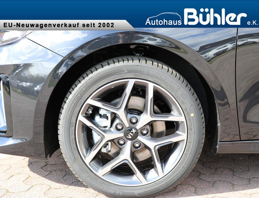 Kia Ceed Kombi 1.5T-GDI GT Line - Zilinaschwarz Metallic