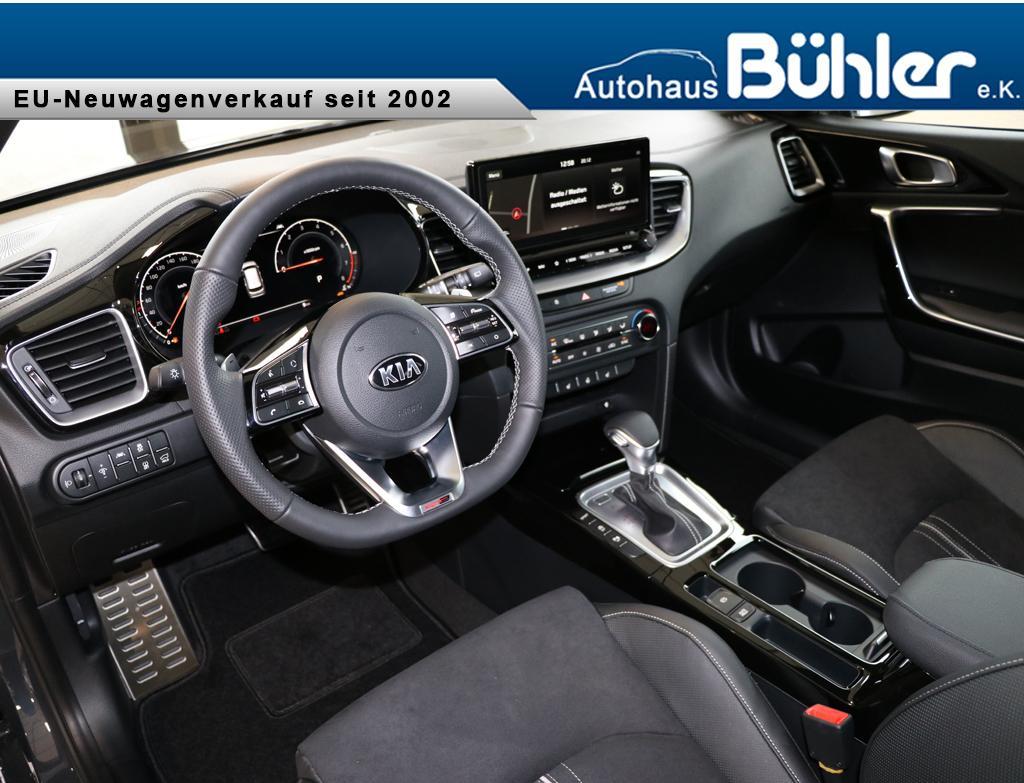 Kia Ceed Kombi 1.5T-GDI DCT GT Line Leder - Interieur