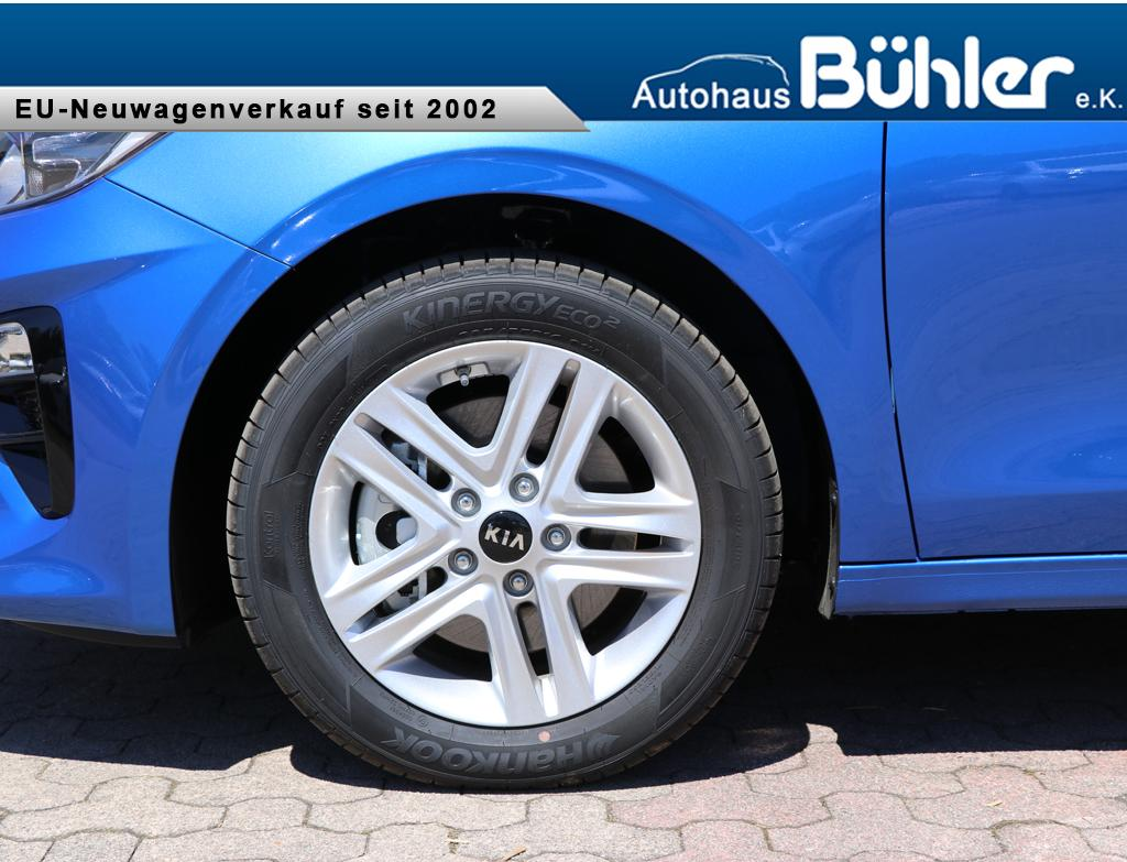 Kia Ceed 1.5T-GDI Vision - blue flame metallic