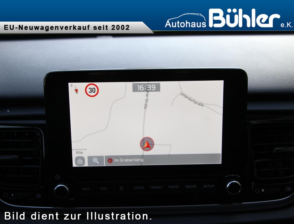 Kia Rio GT-Line Schneeweiß Schaltgetriebe - DEMO