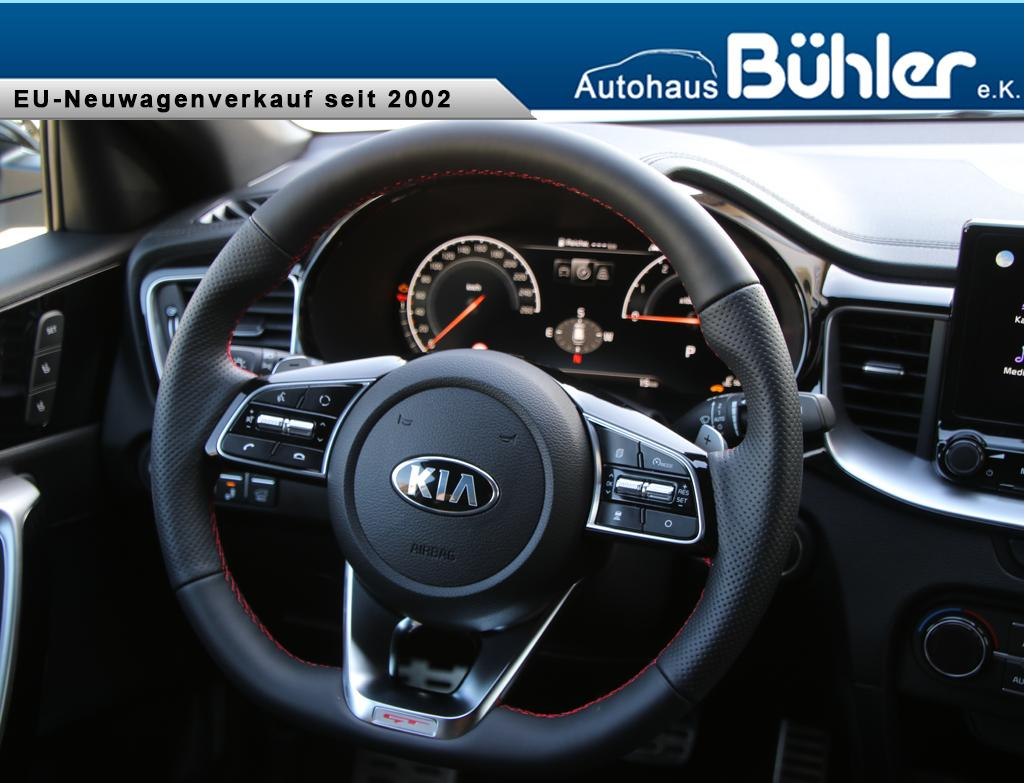 Ceed 1.6 T-GDI DCT Aut. - adaptiver Tempomat