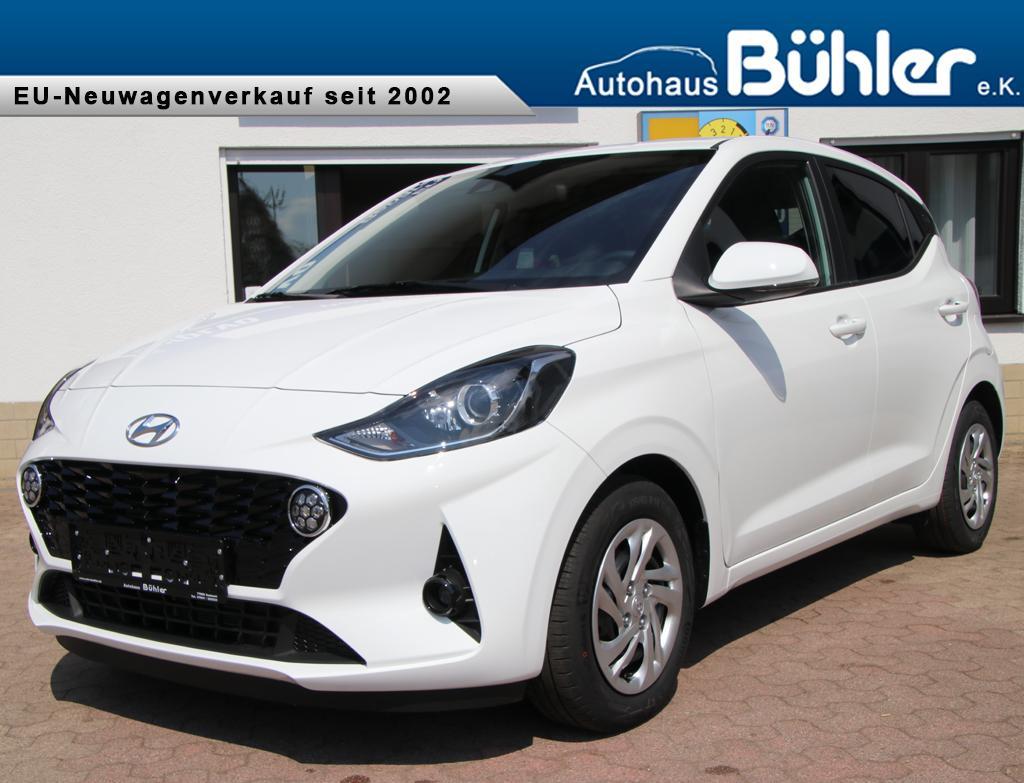 Hyundai i10 1.0 Trend - Polar White
