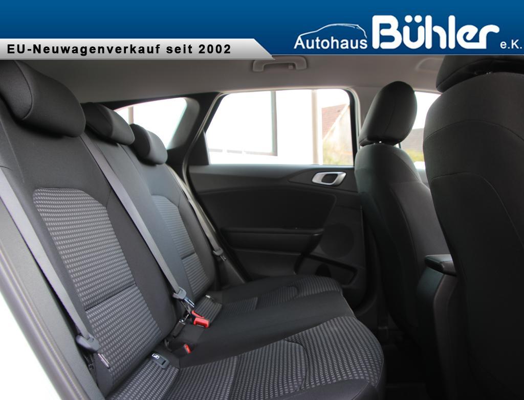 Kia Ceed Sportswagon Edition 7 - Carraraweiß