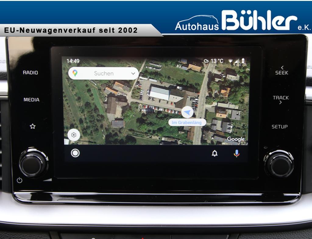 Kia Ceed Edition 7 1.5 T-GDI DCT-Automatik - Carraraweiß
