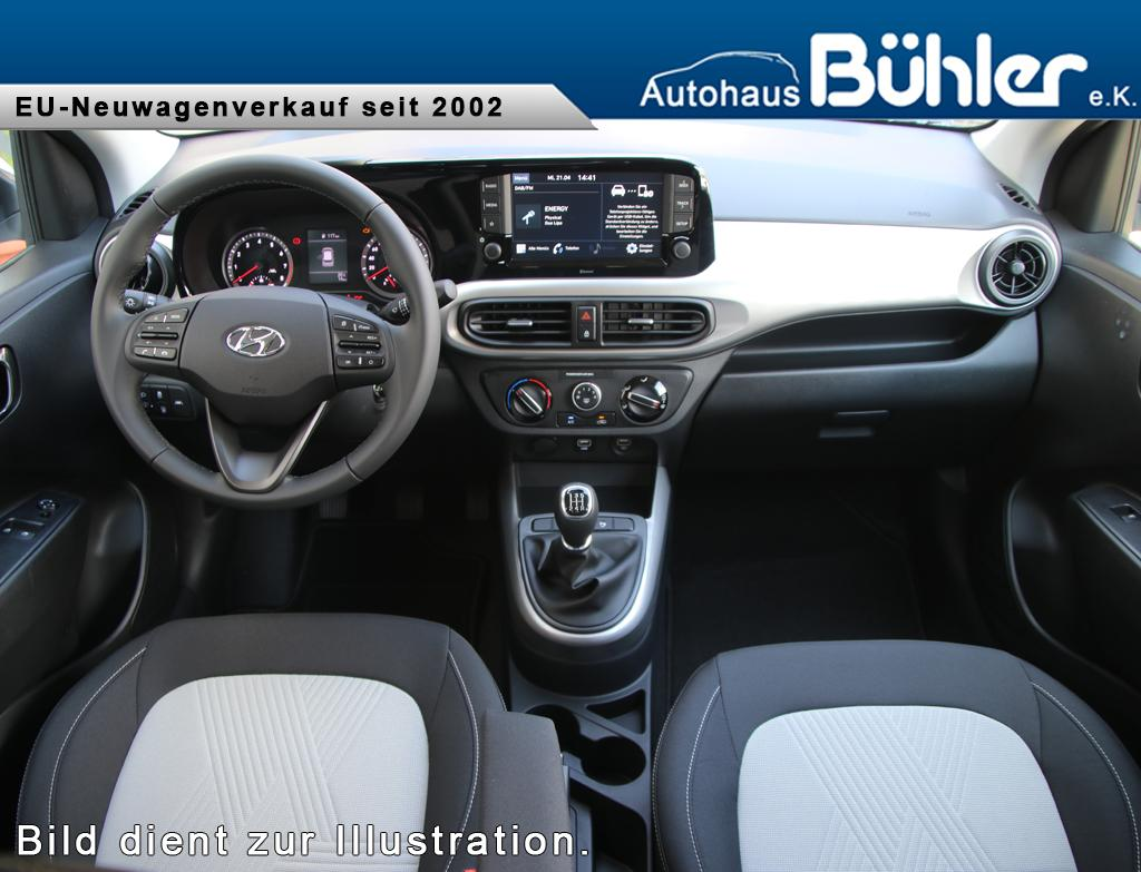 Hyundai i10 Trend  DEMO - Polar White