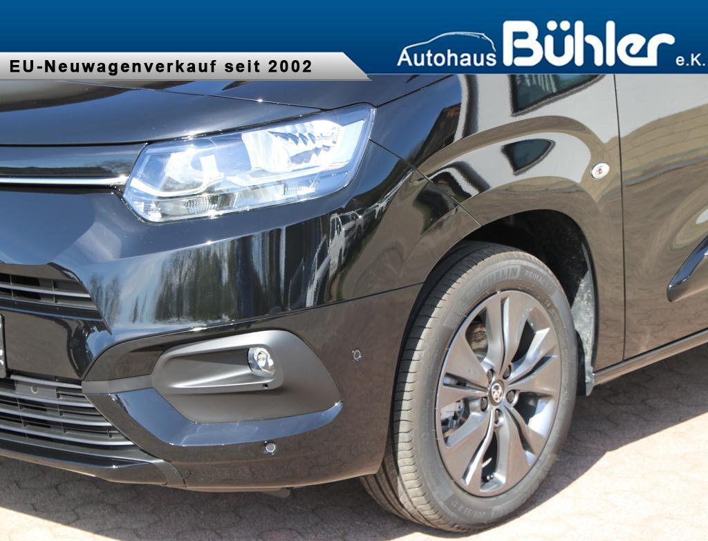 Toyota Proace City Verso L2 - Asphaltschwarz