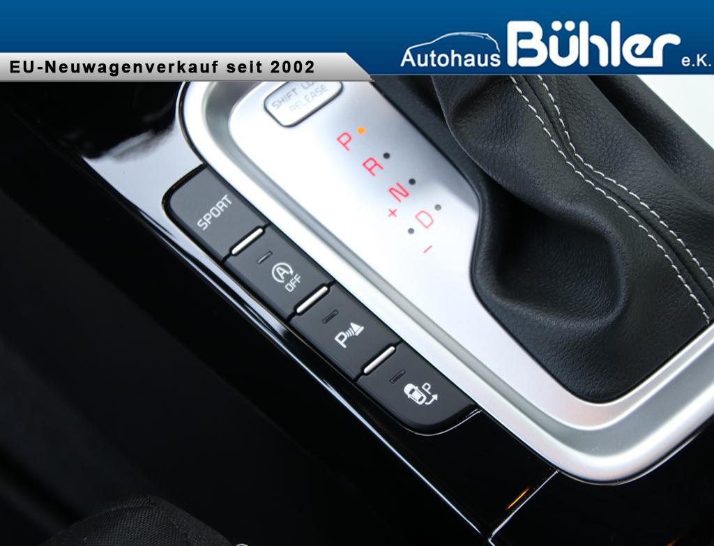 Ceed Sportswagon 1.5 T-GDI DCT Automatik PDC - pentametall metallic