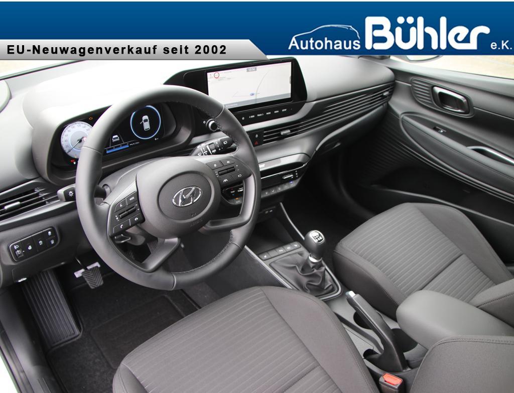 Hyundai i20 1.2 Style - Polar White