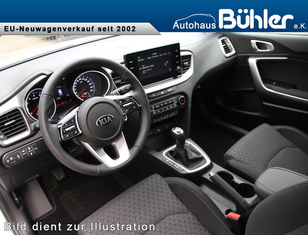 Kia Ceed Sportswagon Vision Interieur - DEMO