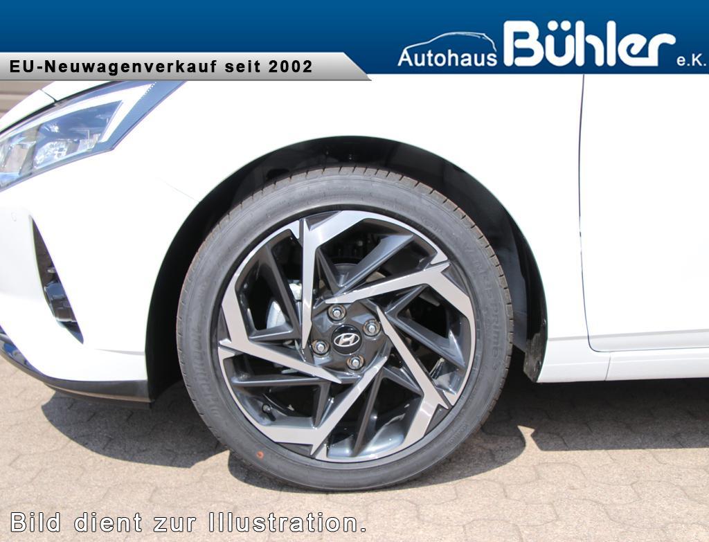Hyundai i20 1.2 Trend DEMO - Polar White