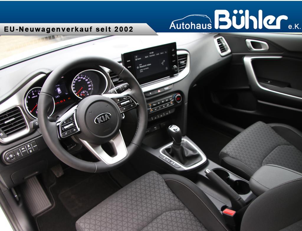 Kia Ceed Sportswagon Vision Interieur