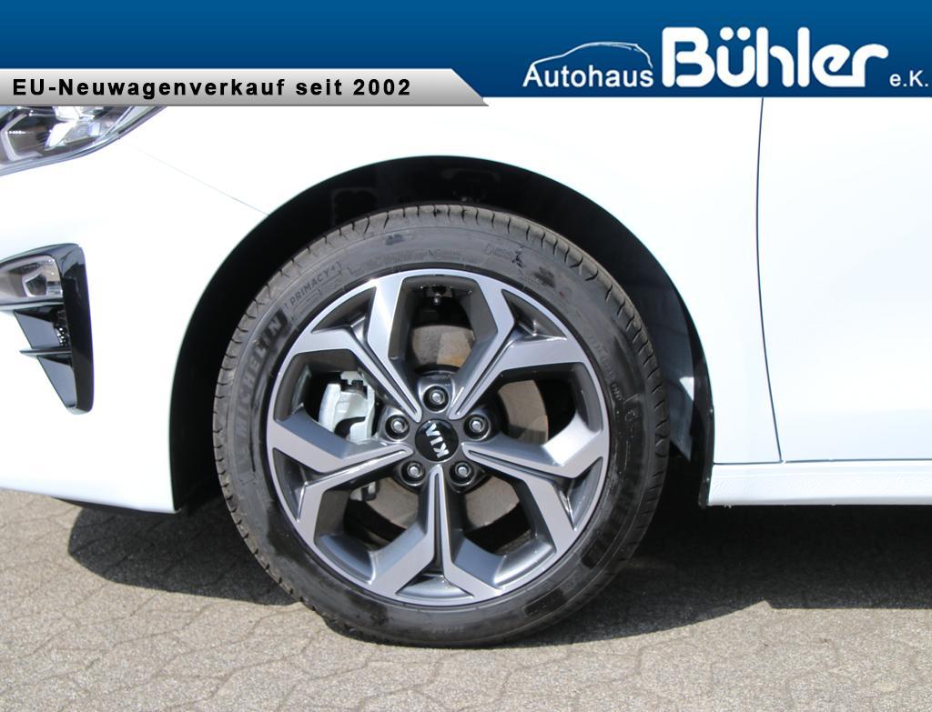 Kia Ceed 1.5 T-GDI Vision 17er Alu - Carraraweiß