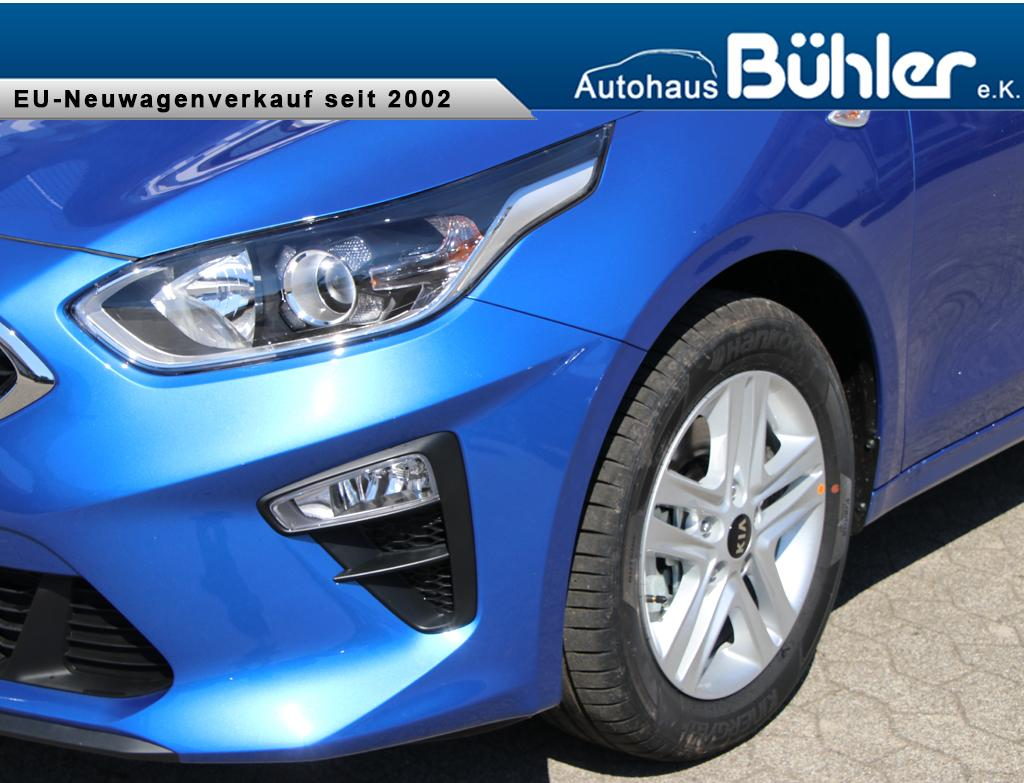 Kia Ceed Sportswagon Edition 7 - blueflame metallic
