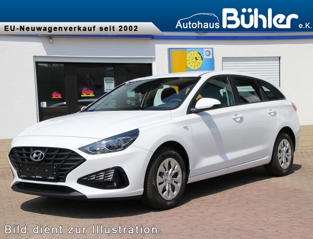 Hyundai i30 Kombi Pure - Polar White - DEMO