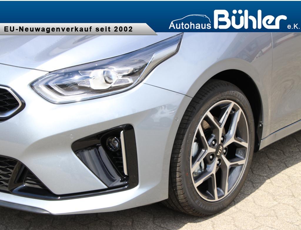 Kia Ceed Sportswagon 1.5 T-GDI GT-Line - Lunarsilber Metallic