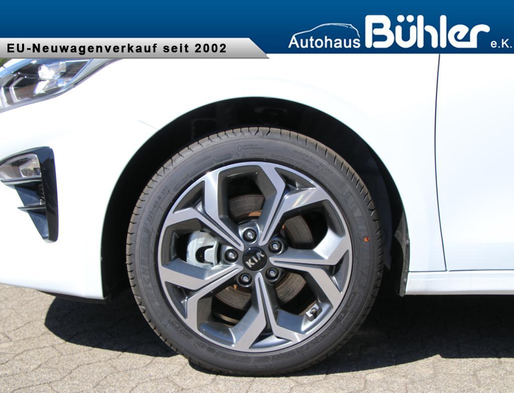 Kia Ceed Sportswagon 1.5 T-GDI Vision 17 Alu - Carraraweiß