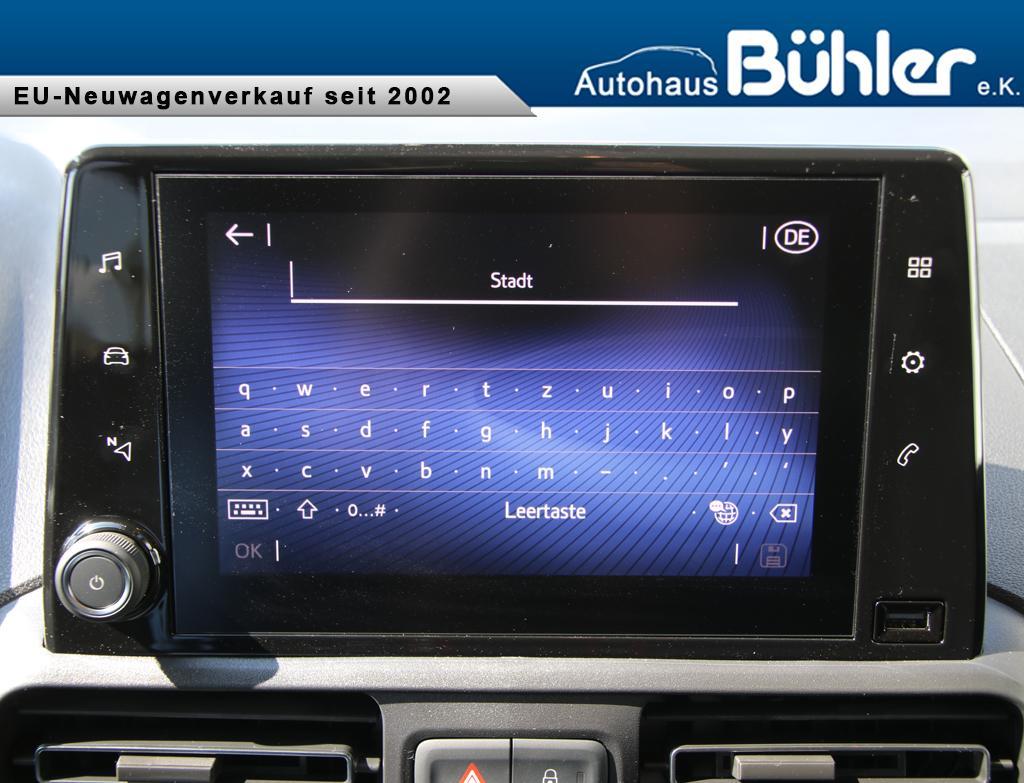 Toyota ProTouch Navigationssystem
